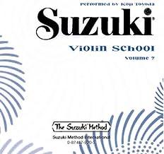 Suzuki Violin School, Volume 7 (CD)