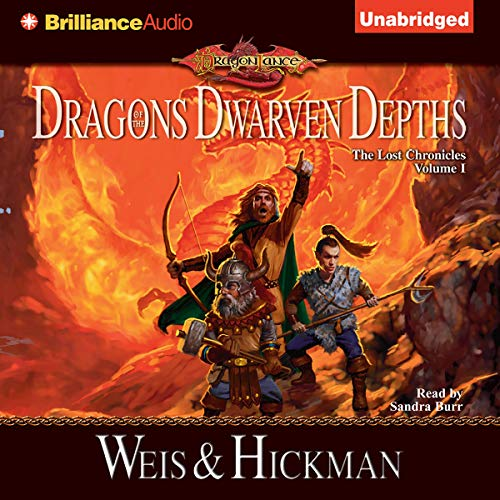 Dragons of the Dwarven Depths  By  cover art