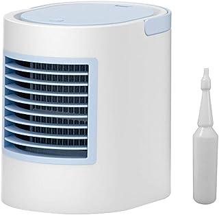climatiseur Mobile,Climatiseurs Portable PUHFDM Refroidisseur dair Humidificateur