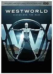 Westworld: Season One: The Maze - DVD Brand New
