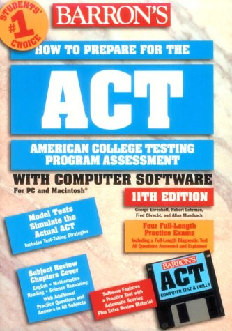 Barron's How to Prepare for the Act