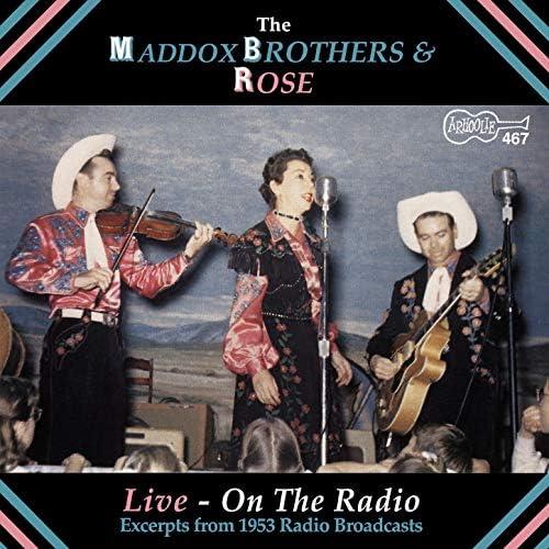 The Maddox Brothers & Rose Maddox