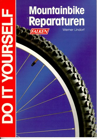 Mountainbike-Reparaturen