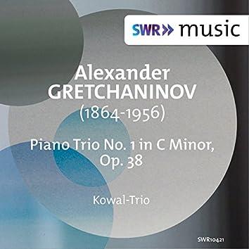 Gretchaninov: Piano Trio No. 1, Op. 38