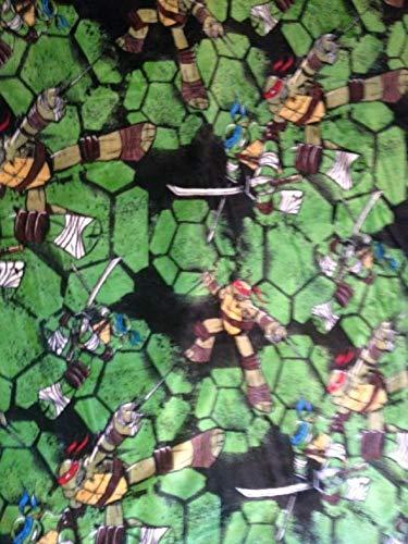 ninja turtle blanket - 5