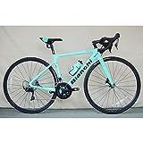 Bianchi (ビアンキ) ロードバイク SPRINT DISC 105 (スプリント ディスク 105) 2020モデル (チェレステ) 53サイズ