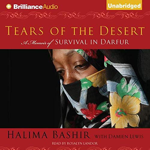 Tears of the Desert Audiobook By Halima Bashir,                                                                                        Damien Lewis cover art