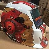 XXX Auto Darkening Solar Powered Welders Welding Helmet Mask With Grinding Function