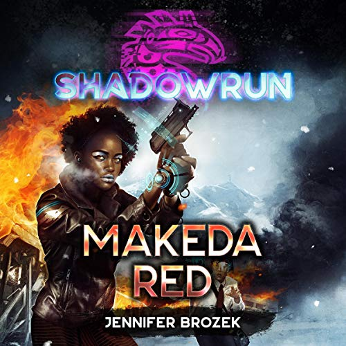 Shadowrun: Makeda Red  By  cover art