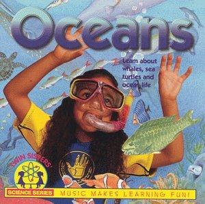 Audio CD Oceans Book