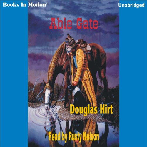 Able Gate audiobook cover art
