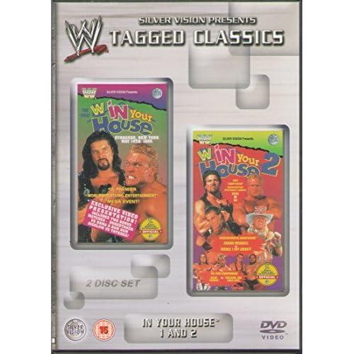 WWE - In Your House 1/In Your House 2 [Edizione: Regno Unito]