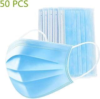 Froomer FM50 50 Stukken 3-laags wegwerp gezicht volwassen anti-mist waas stofdicht niet-geweven stoffen Ma-sk