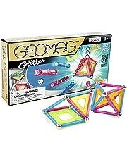 Geomag - Classic Glitter Construcciones magnéticas y Juegos educativos, Multicolor