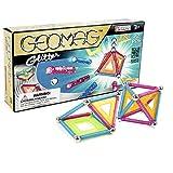Geomag- Glitter Gioco di Costruzione Magnetico, Multicolore, 22 Pezzi, 5518576