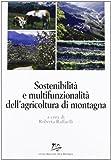 Sostenibilità e multifunzionalità dell'agricoltura di montagna