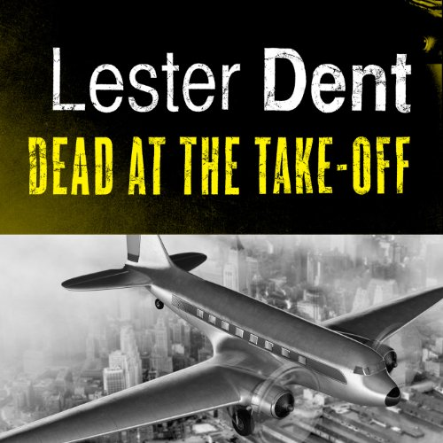 Dead at the Take-Off cover art