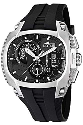 Reloj Lotus Caballero crono 15754/8