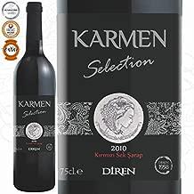 TurkishWine/トルコワイン カルメン セレクション(Karmen Selection) 【赤ワイン】 750ml
