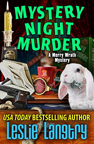 Mystery Night Murder (Merry Wrath Mysteries Book 10)