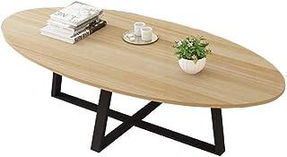 コーヒーテーブル サイドテーブル テーブルソリッドウッドリビングルームのコーヒーテーブルモダンなシンプルな多機能サイドテーブル/オフィスコンピュータデスク、6色オプションA ++、軽いクルミ