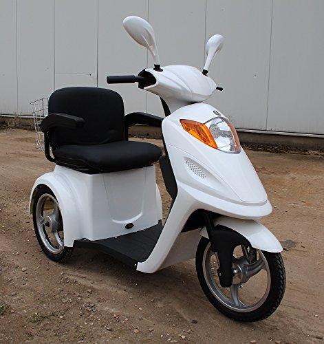E-Scooter Senioren Dreirad David Bild 6*