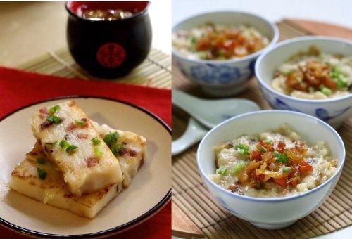 大根もち 中華点心、飲茶メニューで大人気の一品をご家庭でお楽しみください (小量サイズ(500g/袋))