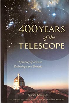 400 Years of the Telescope 0578009919 Book Cover