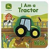 I Am a Tractor (John Deere Finger Puppet Book) (John Deere Finger Puppet Board Book)