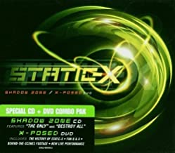 Shadow Zone / X-Posed by Static-X [Music CD]