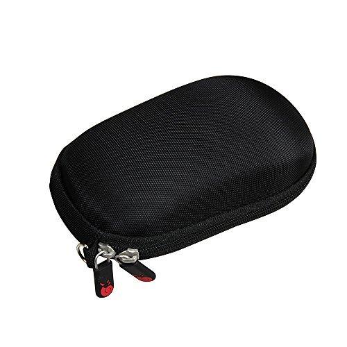 Für Logitech Wireless Mouse Maus M510 910-001822 Travel EVA Tasche Schutz hülle Etui Tragetasche Beutel Compact Größen von Hermitshell