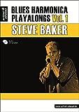 Blues Harmonica Playalongs Vol.1...