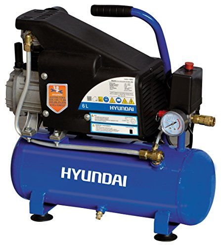 Hyundai 65602 750W Corriente alterna compresor de aire - compresores de aire...