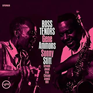 Boss Tenors: Straight Ahead From Chicago August 1961