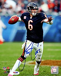 Jay Cutler Signed 8x10 Photo Chicago Bears - PSA/DNA Authentication - Autographed NFL Football Photos