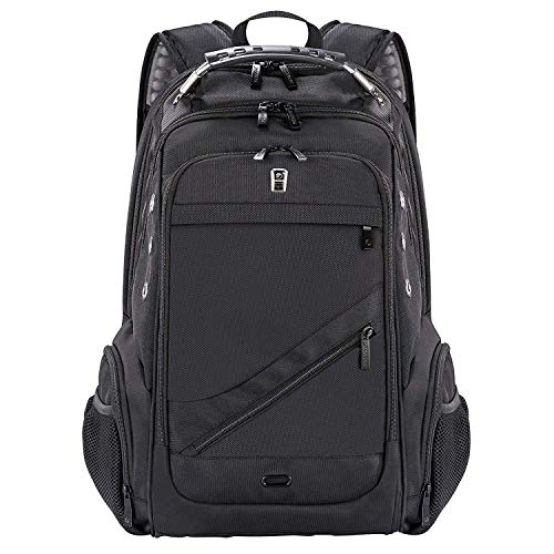 Sosoon Anti-Theft Laptop Backpack with USB Charging Port
