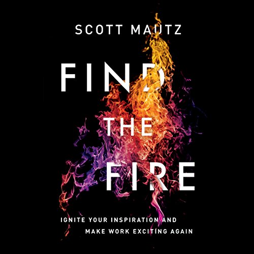 Find the Fire audiobook cover art