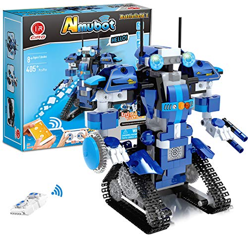 Robot Building Kit, Remote & APP...