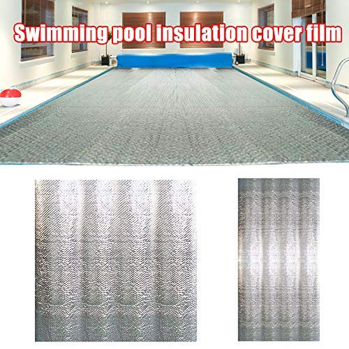 Soul hill Pool-Abdeckung -wasserdichte Regenschutz Warming Wasser, Durable Staubdichtes Abdeckungen for Abdeckung Halten Wasser kühlen (200 * 400cm) zcaqtajro (Color : 160 * 160cm)