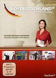 60 Jahre Deutschland DVD moderiert von Sandra Maischberger