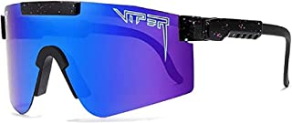Pit Viper Sunglasses UV400 Polarized Sunglasses for Women and Men Outdoor Cycling Glasses with Windproof EyewearC5
