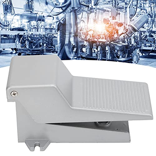 Dispositivo de pedal de válvula, interruptor de válvula de pie de aleación de aluminio para equipo de soldadura