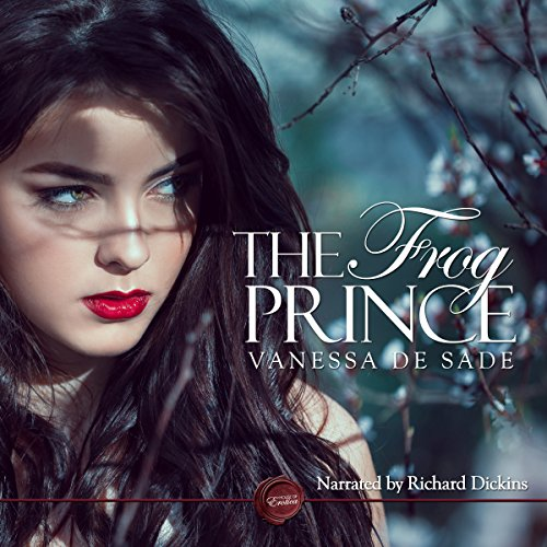 The Frog Prince audiobook cover art