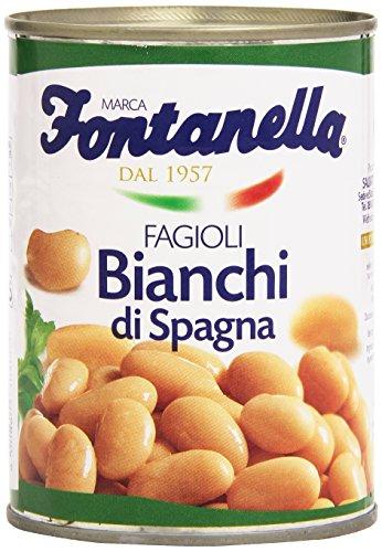 Fontanella - Fagioli Bianchi di Spagna - 400 g