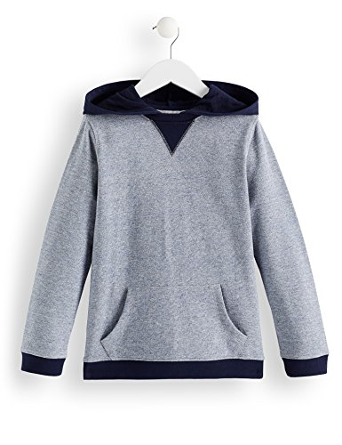 Marca Amazon - RED WAGON  Sudadera con Capucha Niños, Azul (Blue Marl), 104, Label:4 Years