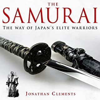 A Brief History of the Samurai cover art
