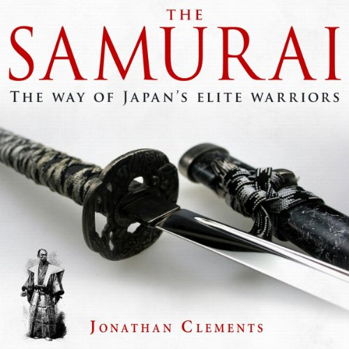 A Brief History of the Samurai audiobook cover art