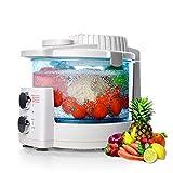 3.5L Lavatrice per verdure, Pulitore ad ultrasuoni, lavaverdure elettrico, Disintossicante alimentare, per la pulizia di carne, frutta, verdura e utensili da cucina