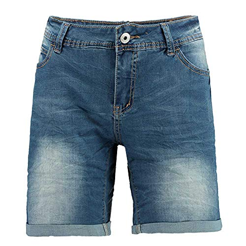 Tony Brown Damen Jeans-Short Jenny blau S