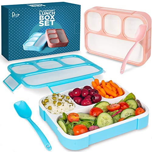 Leakproof Bento Lunch Box Set